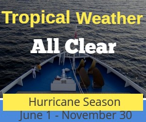 all clear of tropical storms
