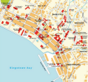 map of kingstown st vincent