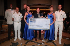 Princess Cruises entertainer of the year