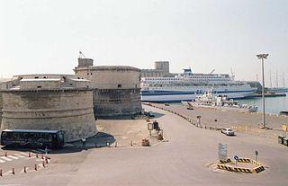 Civitavecchia rome italy cruise ship destination profile - Cruise port rome civitavecchia ...
