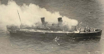 The Morro Castle Ship